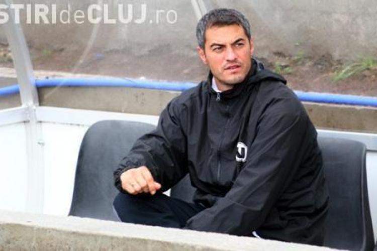Universitatea Cluj ar trebui sa castige cu 3 - 0 partida cu FC Arges, crede antrenorul Cristi Dulca
