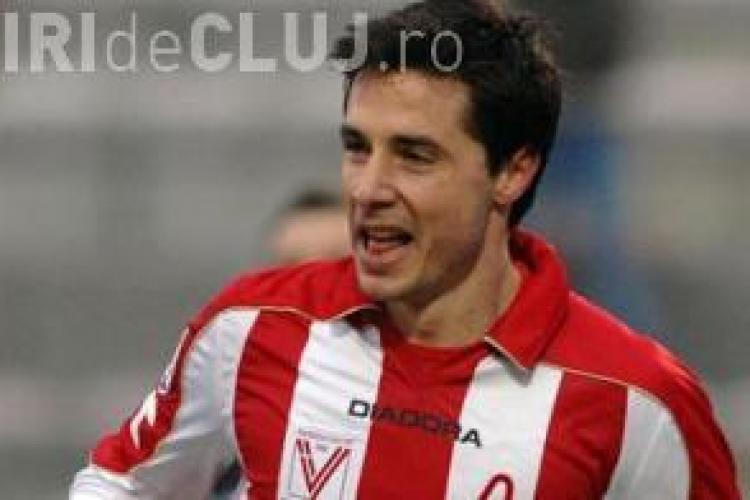 Croatul Sasa Bjelanovic a semnat cu CFR Cluj