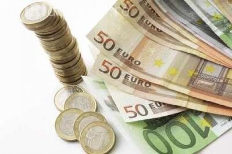 1 EURO = 4,32 lei. Moneda nationala se devalorizeaza