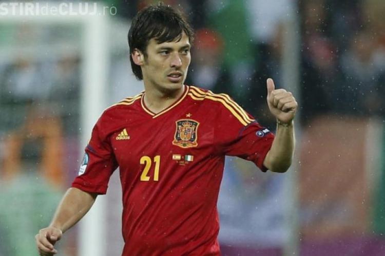 FINALA EURO 2012: Spania e CAMPIOANA Europei - REZUMAT VIDEO