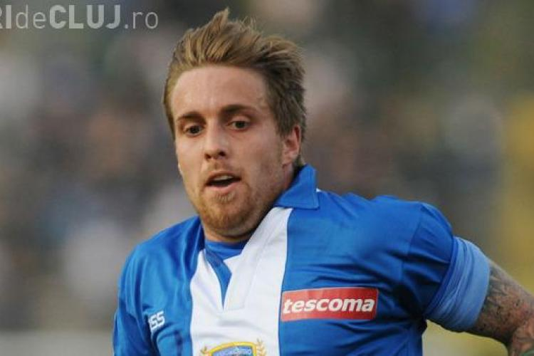 CFR Cluj a transferat un internațional maghiar