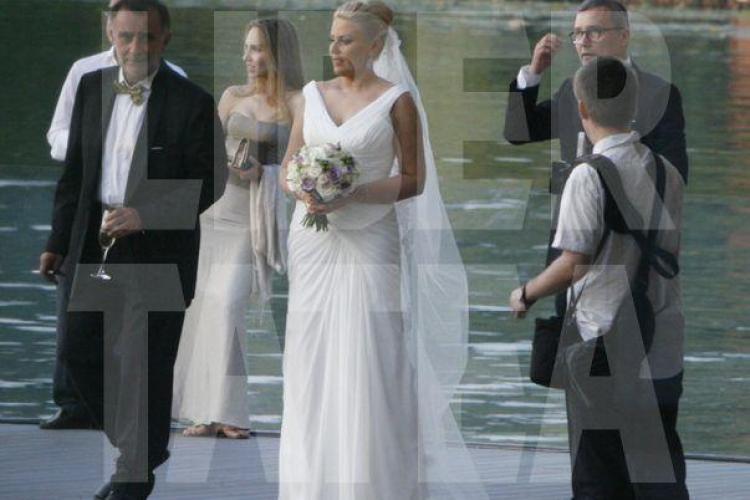 Fosta doamnă Tăriceanu s-a căsătorit cu afaceristul Brent Valmar