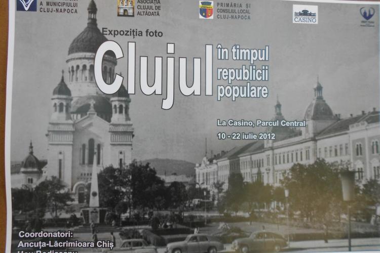 Cum arăta prima benzinărie deschisă la Cluj! FOTO senzaţionale cu Clujul din timpul Republicii Populare