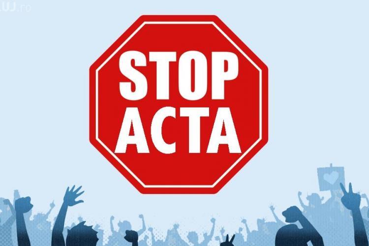 Parlamentul European a respins definitiv tratatul ACTA