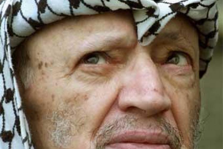 Yasser Arafat ar fi fost OTRĂVIT cu poloniu, potrivit unei anchete realizate de Al-Jazeera