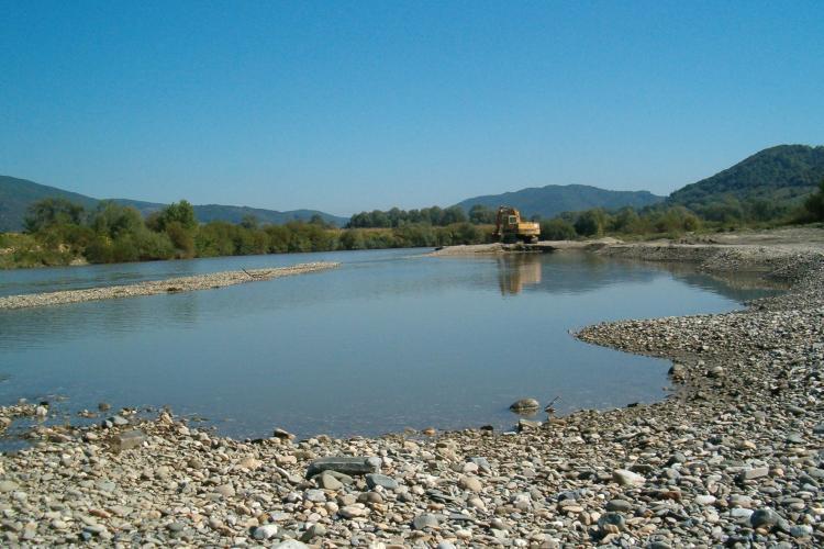 Italienii vor să construiscă hidrocentrale pe râul Someș, la Cluj. Investiția ar fi uriașă VIDEO