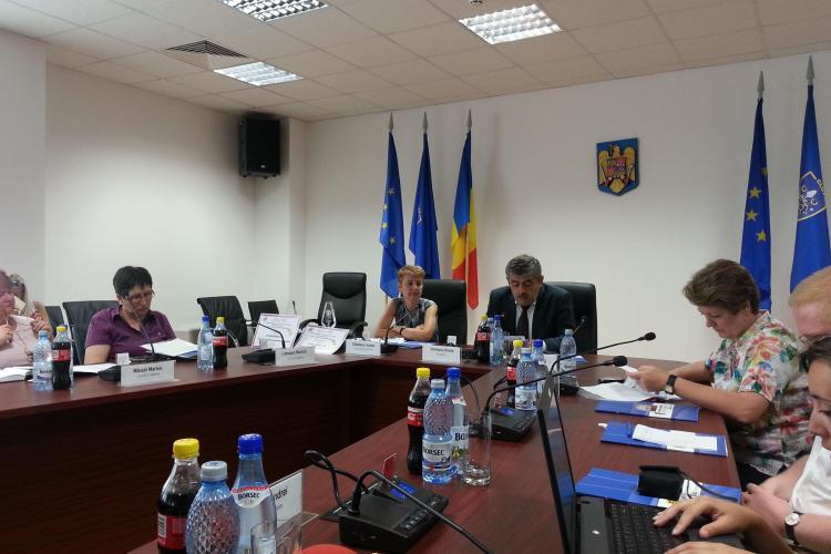 """Proiectul de modernizare şi dotare a centrului maternal """"LUMINIŢA"""", lansat de CJ Cluj"""