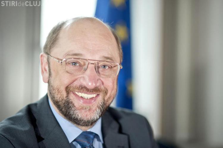 Schulz, preşedintele Parlamentului European: România nu poate schimba atribuţii importante ale unor instituţii prin ordonanţe de urgenţă
