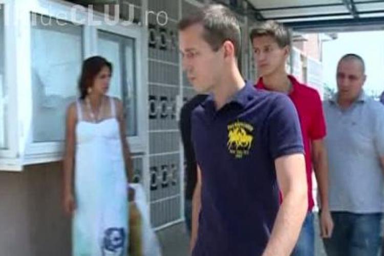 Băieţii lui Năstase l-au vizitat la închisoare