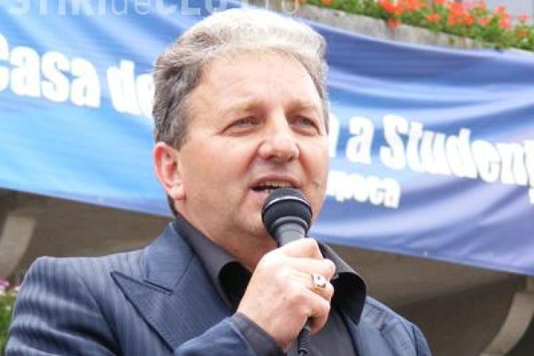 Nati Ariton, șeful BNS Cluj, a fost condamnat în 1984 la închisoare pentru că a delapidat 70.000 de lei