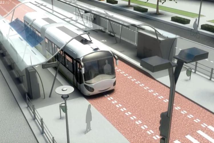 În Cluj ar putea circula autobuze ecologice ca în Germania! Stațiile RATUC vor fi alimentate cu panouri solare