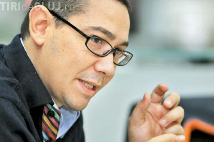 Victor Ponta și-a falsificat CV-ul. Preşedintele Universităţii din Catania susține că premierul nu a făcut niciun master
