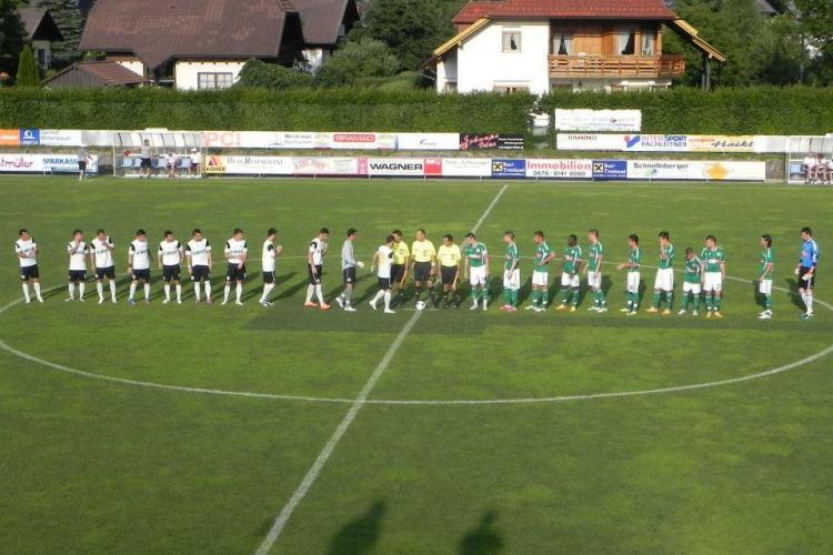 U Cluj a pierdut cu 1-0 amicalul cu Legia Varsovia