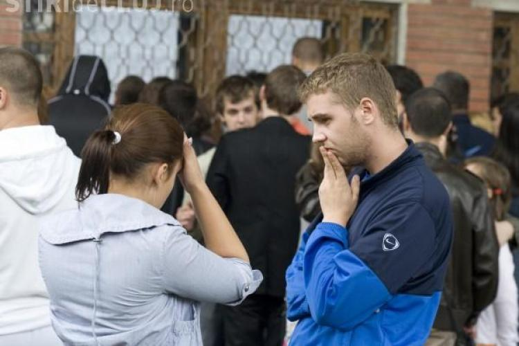 BAC CLUJ 2012: Două licee au promovabilitate ZERO. Vezi care sunt cele mai SLABE licee din Cluj
