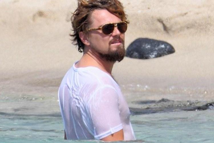 Leonardo DiCaprio e de nerecunoscut! Vezi cum arată la 37 FOTO