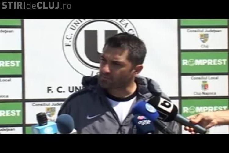 Niculescu testat fizic de Anmaria Prodan! Se răzbună șefa U Cluj? VIDEO