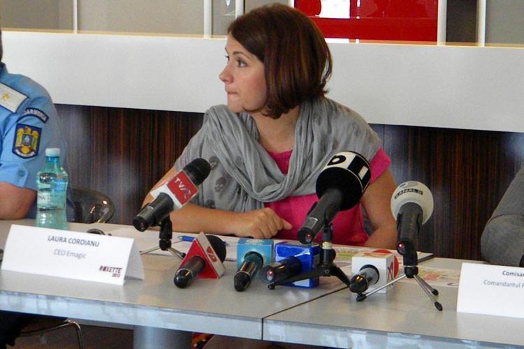 Membrii formaţiei Roxette au cerut o colecţie de cărţi despre istoria şi arhitectura Clujului VIDEO