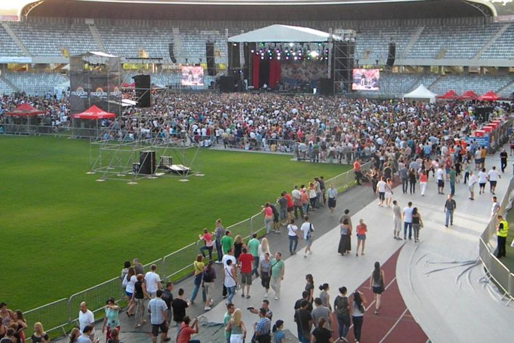 Concertul Roxette în imagini. Suedezii au făcut show pe hit -uri celebre FOTO