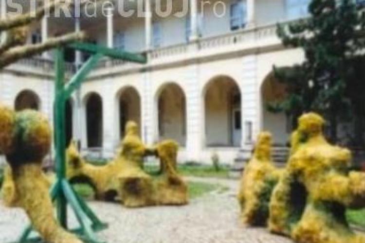 ARTĂ: Lucrările din fân ale clujeanului Erno Bartha, expuse Olimpiada de la Londra VIDEO