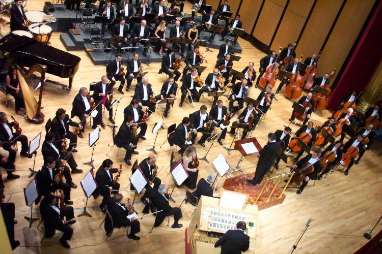 Filarmonica Transilvania se mută la UBB, în Auditorium Maximum
