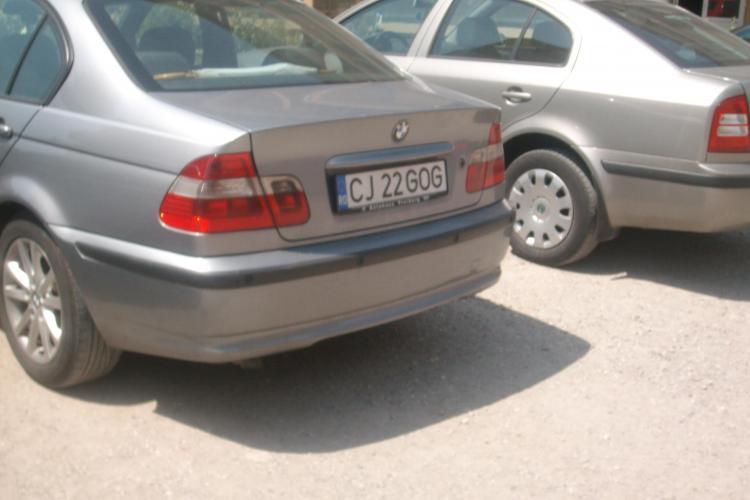 Cristian Gog, accident în Florești! Mentalistul conducea un BMW - FOTO