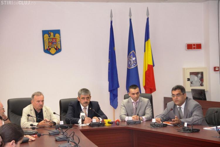 Investiţii pentru Cluj: La Jucu va fi construit un data center de 4 milioane de euro VIDEO