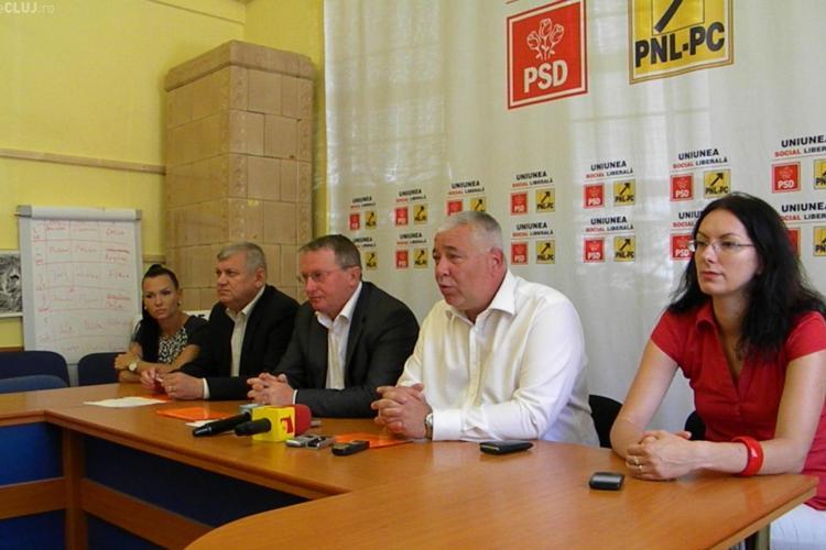 Nicoară: Cei care vor ieşi mâine în Piaţa Lucian Blaga, cu siguranţă nu vor fi clujenii