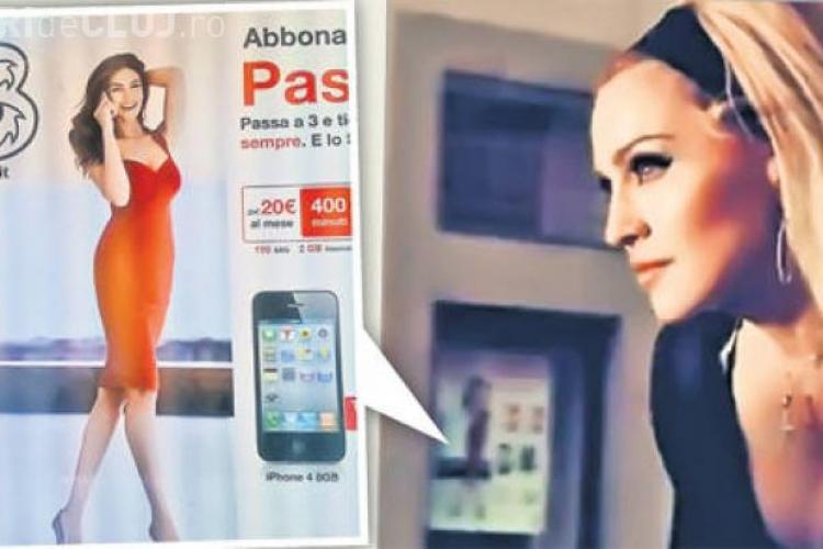 Mădălina Ghenea apare în cel mai nou videoclip al Madonnei VIDEO