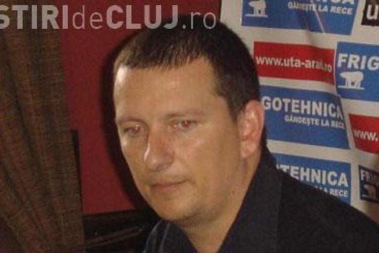 Mircea Lucescu a propus un antrenor pentru U Cluj