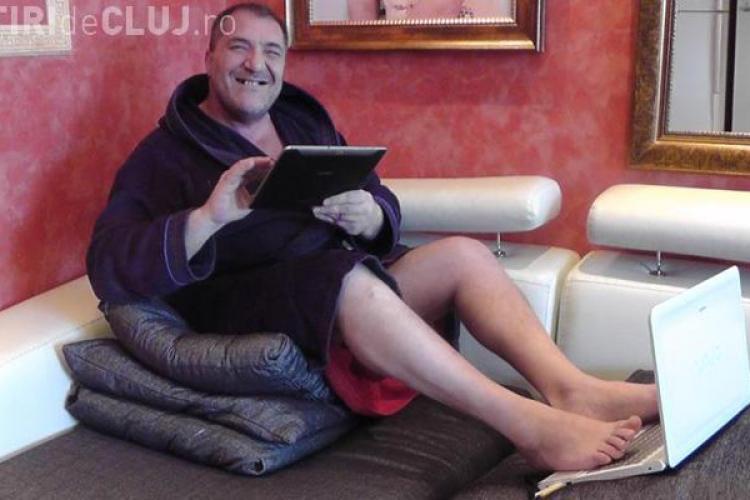 Interlopul clujean Nelson Mondialu şi-a făcut un cadou de 7.000 de euro de ziua lui