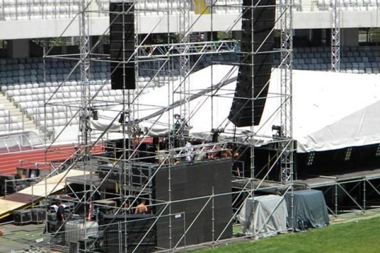 La concertul Roxette se vor servi băuturi, dar este interzis să fie aduse de afară