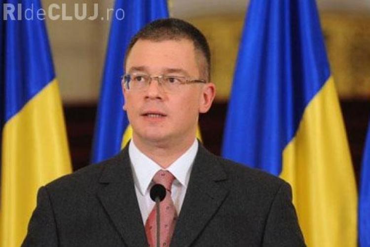 Mihai Răzvan Ungureanu îşi lansează azi la Cluj noua structură politică