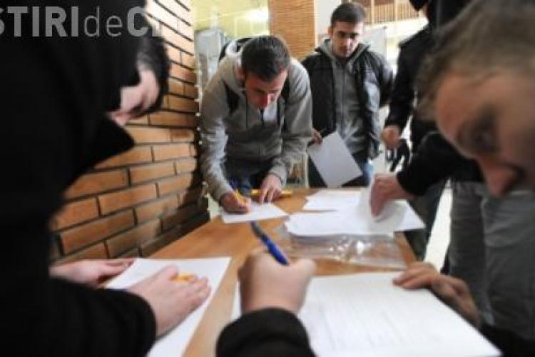 Peste 10.000 de liceeni s-au înscris la UBB Cluj. Vezi la ce facultăţi s-au înghesuit viitorii studenţi!