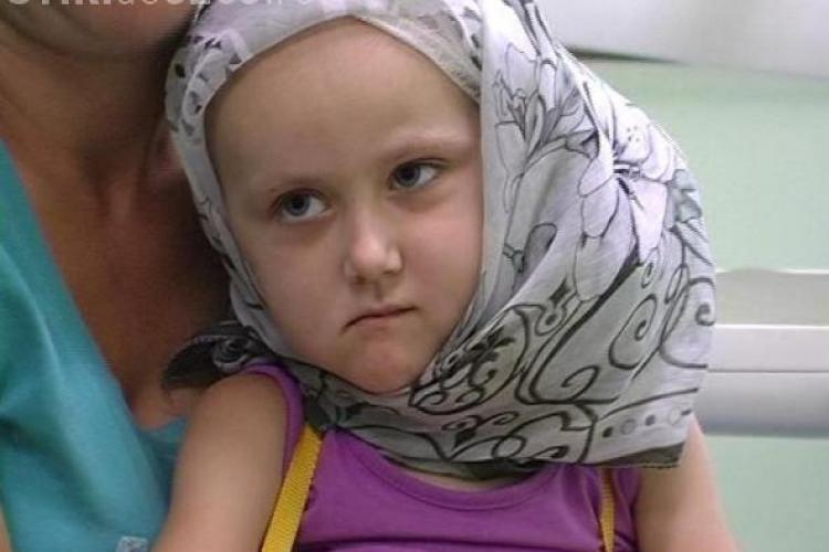Coşmarul fetiţei ce a trăit 1 an cu o tumoră de dimensiunile unui cap de copil a luat SFÂRŞIT! MINUNEA a avut loc la Cluj-Napoca