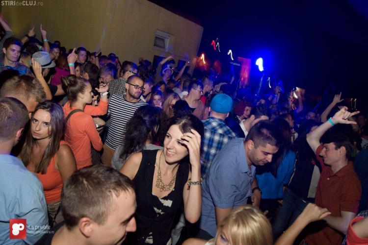 Imagini de la petrecerea de pe Alfa Business Center, care a ISTERIZAT două cartiere VIDEO