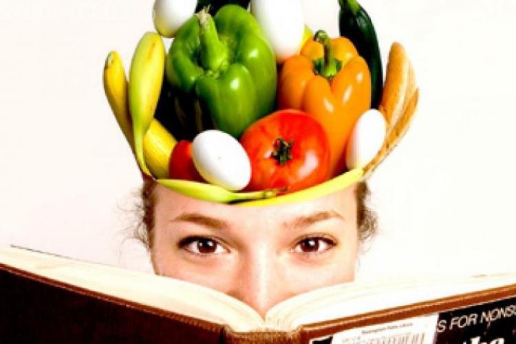 Ce trebuie să mănânci ca să fii mai deştept