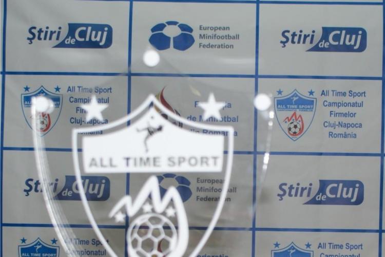 Campionatul Firmelor Clujene și-a premiat câștigătorii