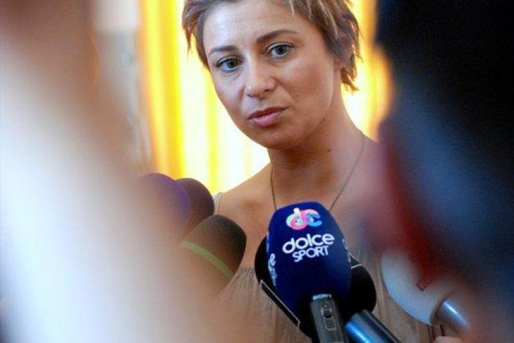 Cum a venit îmbrăcată Anamaria Prodan la prezentarea lotului FOTO