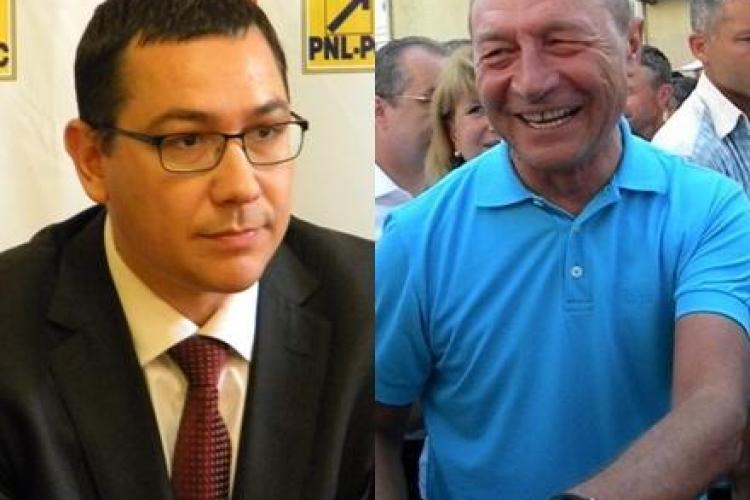 """Ponta susţine că Băsescu """"pune la cale o înscenare"""""""