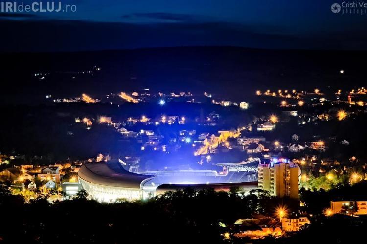Concertul Roxette văzut de la înălțime FOTOGRAFII SENZAȚIONALE