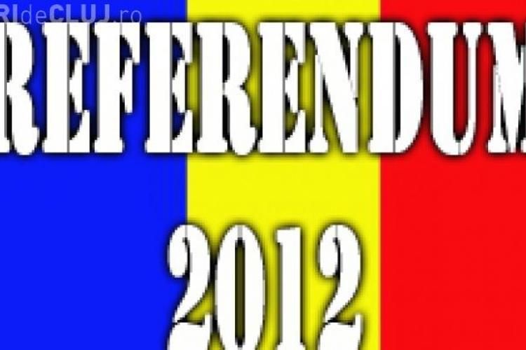 Românii pot accesa siteul oficial REFERENDUM 2012