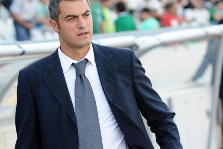 Dulca este noul antrenor al U Cluj! Falub a refuzat - AFLĂ detalii