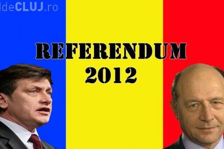 Se caută observatori interni pentru Referedumul din 29 iulie, la Cluj-Napoca