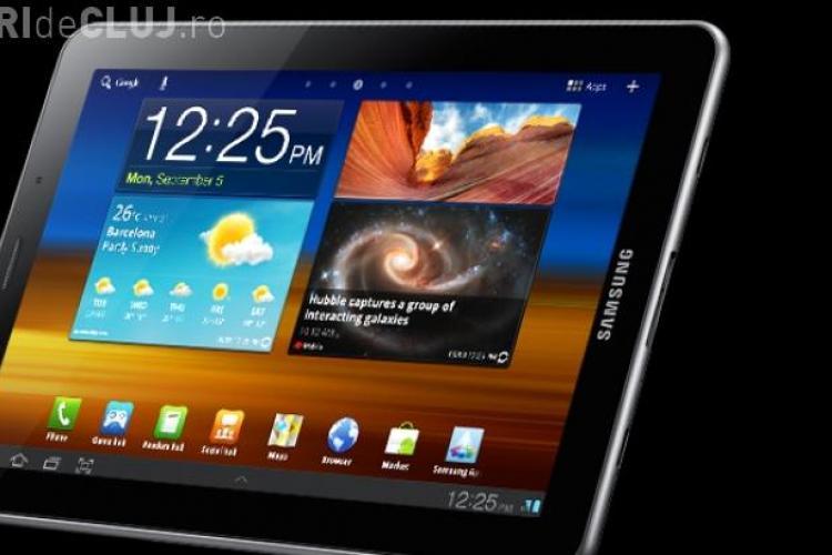 Samsung Galaxy Tab 7.7 NU poate fi vândut în UE. Vezi motivul!
