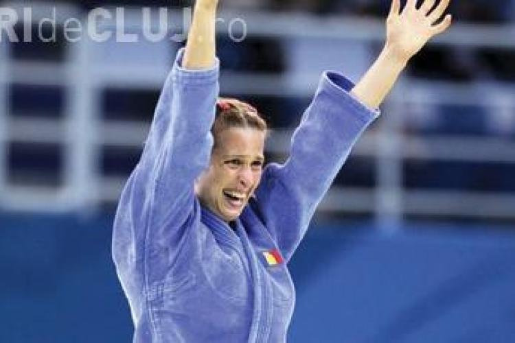 Alina Dumitru va primi titlul de Cetăţean de Onoare al Clujului