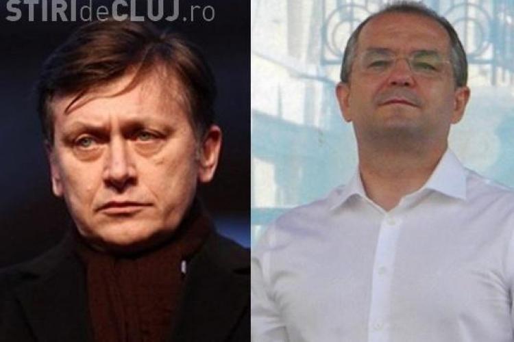"""Boc despre posibila demisie a lui Antonescu: """"Ar fi un gest de onoare"""""""