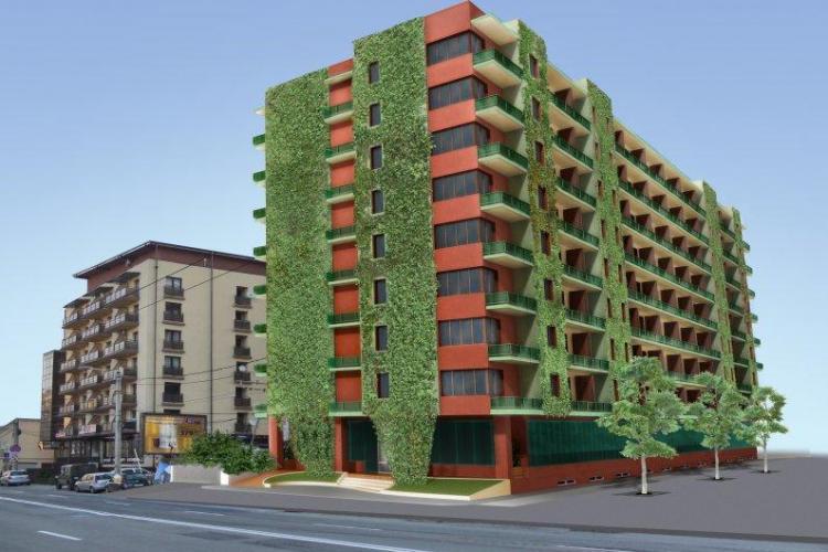 Vreau o casă, vreau încredere! Studium Green, primul ansamblu de locuințe construit verde (P)