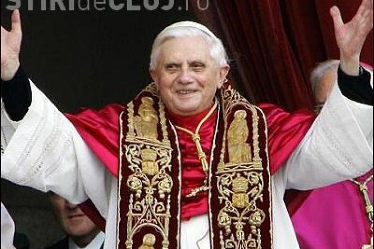 Marga: Papa Benedict al XVI-lea vine în curând în România