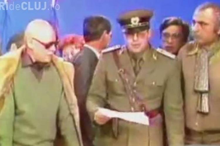 """Vasile Lupoi a murit! El este omul care a anunţat în 1989 """"Armata e cu noi"""" la TVR"""