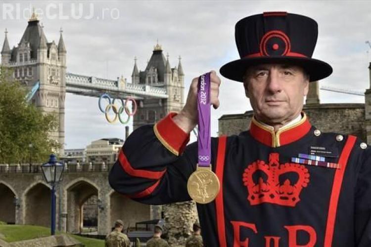 Medaliile de la Londra, mai sărace în aur decât cele de la Beijing